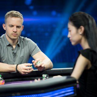 Tencent Poker Show China